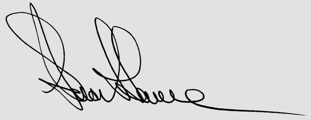 Stewart Levine Signature