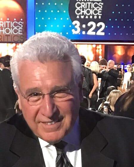 President Stewart Levine at Critics Choice Awards